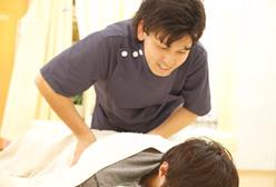3 触診、診断と施術プランの組み立てのイメージ