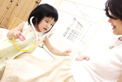 妊婦中に事故にあった人へのイメージ